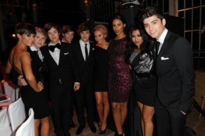 1D @ the 2011 GQ Men Of The taon Awards ♥