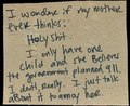 9/03/2011 - Sunday Secrets  - postsecret photo