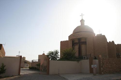 A church in Duhok