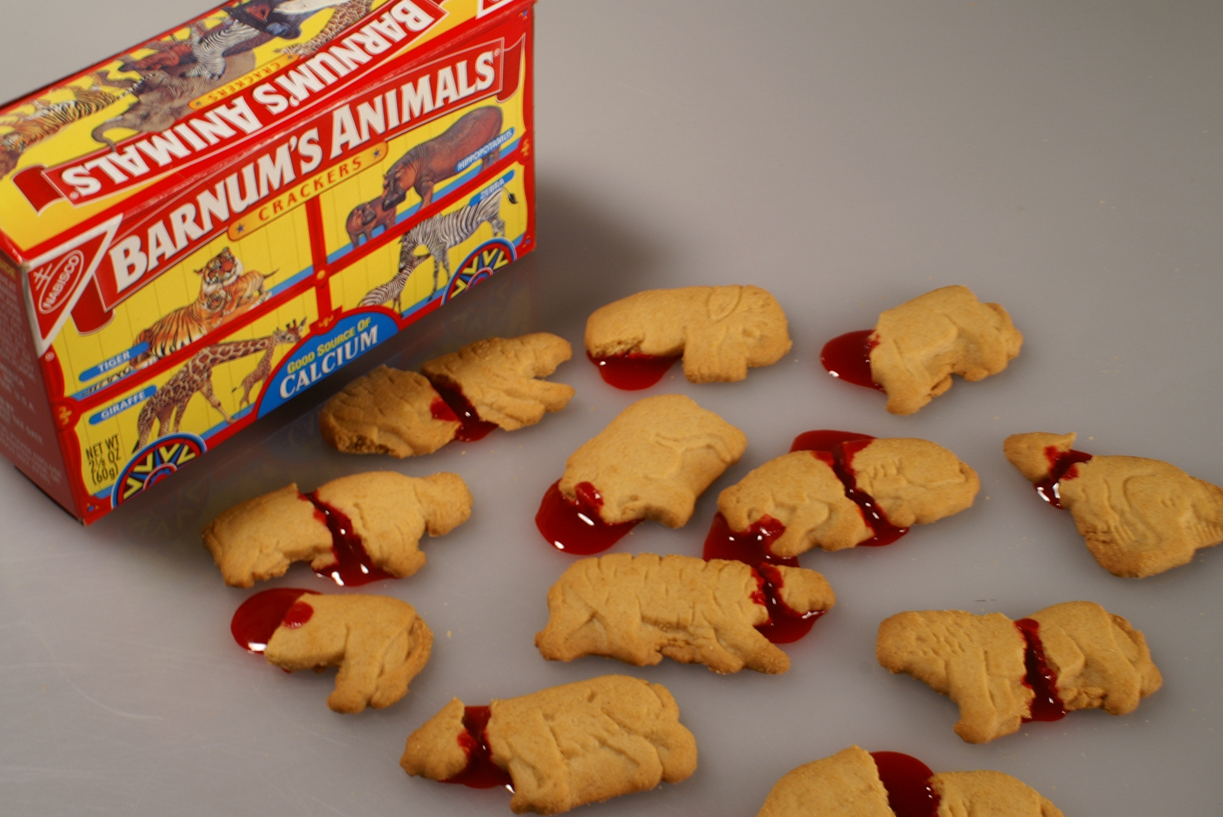 Animal-Cracker Cookies Recipe — Dishmaps