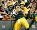 Aaron 'Lambeau Leap' - green-bay-packers photo