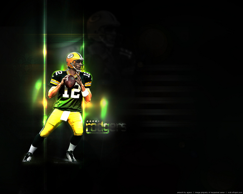 Green vịnh, vịnh, bay Packers hình nền titled Aaron Rodgers
