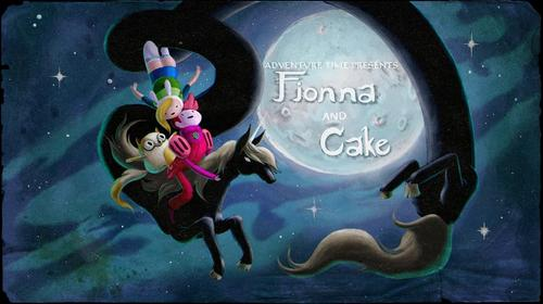 Adventure Time Presents: Fionna and Cake