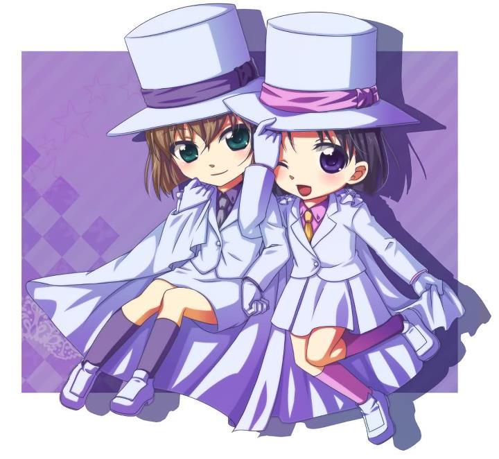 Ladies Of Detective Conan Images Ai&Ayumi HD Wallpaper And