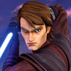 Clone wars Anakin skywalker photo probably with a portrait titled Anakin Skywalker