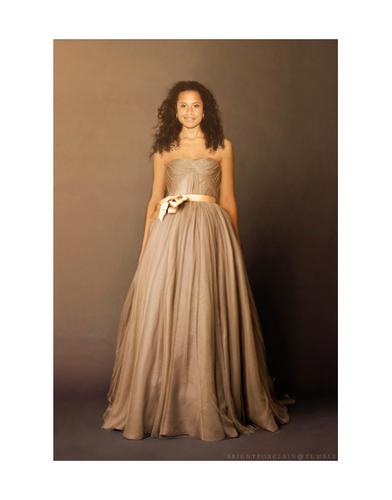 Angel/Gwen - Modern Vera Wang Wedding Dress