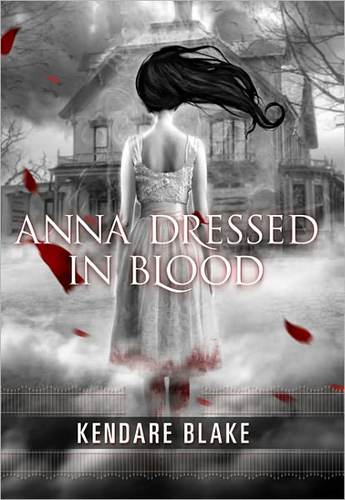 Anna Dressed in Blood with Book summary