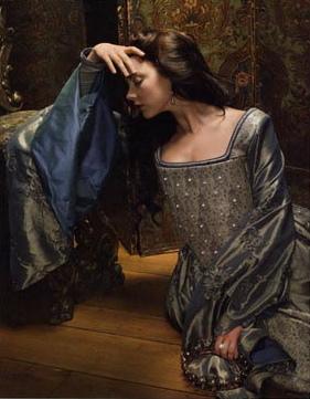 Anne Boleyn Rare Promo Picture