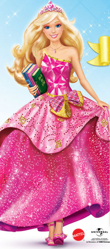 Barbie فلمیں پیپر وال with a polonaise, پالونایسی entitled Another full view of Blair