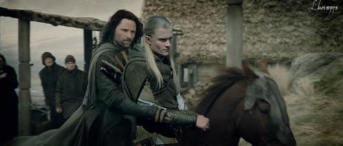 Aragorn/Legolas