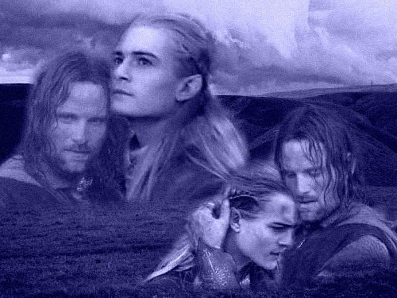 Aragorn/Legolas images Aragorn/Legolas wallpaper and background ...