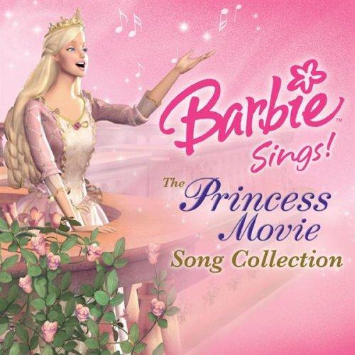 Barbie Princess Collection album