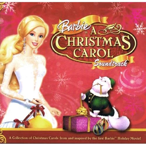 Barbie in a Christmas Carol album