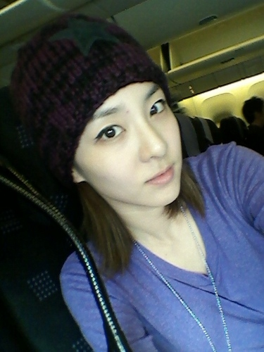 Bare face Dara!