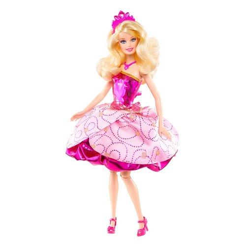 Blair as a doll