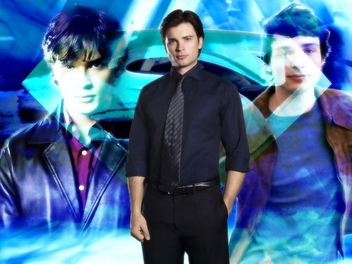 Blue Ice superman