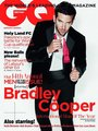 Bradley Cooper - GQ UK (October 2011)