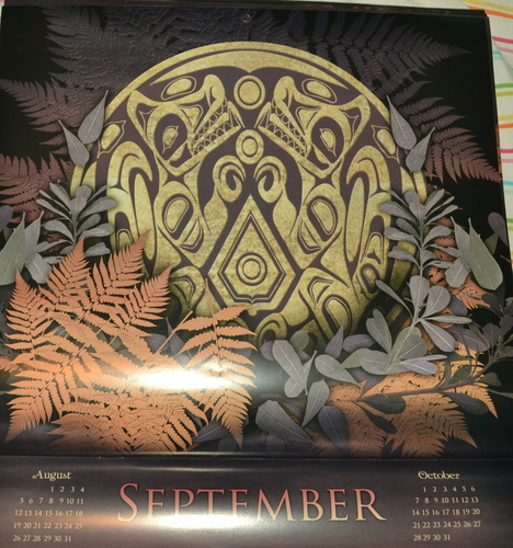 Breaking Dawn Calendar