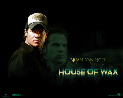 Brian in House of Wax