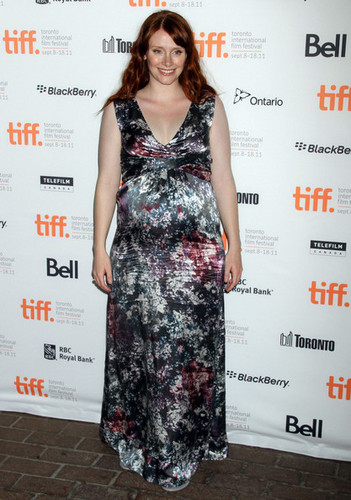 Bryce Dallas attending the 2011 Toronto Film Festival premiere of 'Restless' in Toronto, Canada.