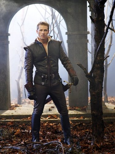 Cast - Promotional fotografia - Josh Dallas as Prince Charming/John Doe
