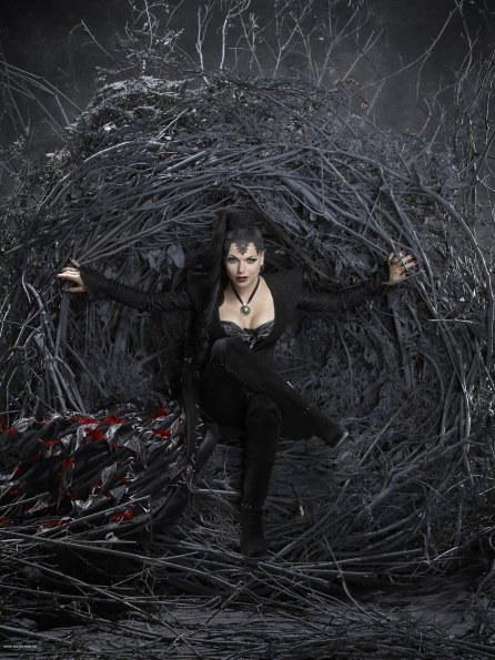 Cast - Promotional Photo - Lana Parilla as Evil Queen/Regina