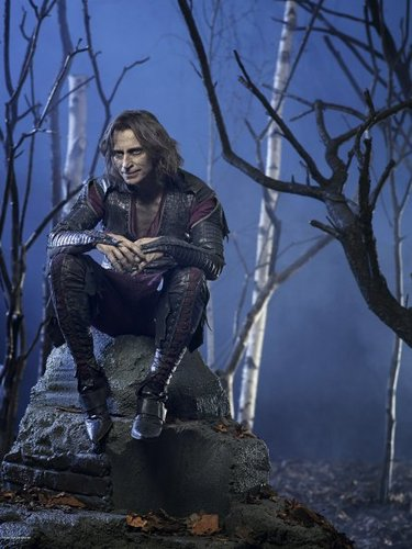 Cast - Promotional foto - Robert Carlyle as Rumpelstiltskin/Mr emas