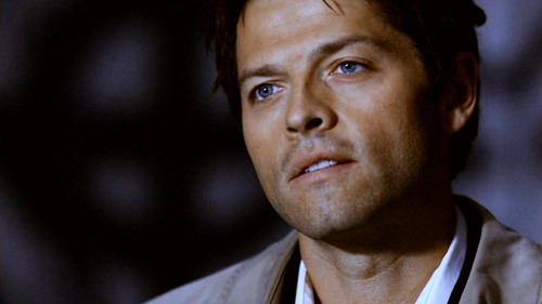 LOVE ANGELS wallpaper titled Castiel, angel of the Lord