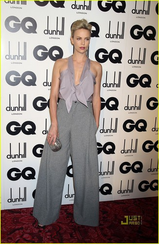Charlize Theron: GQ Men of the Jahr Awards