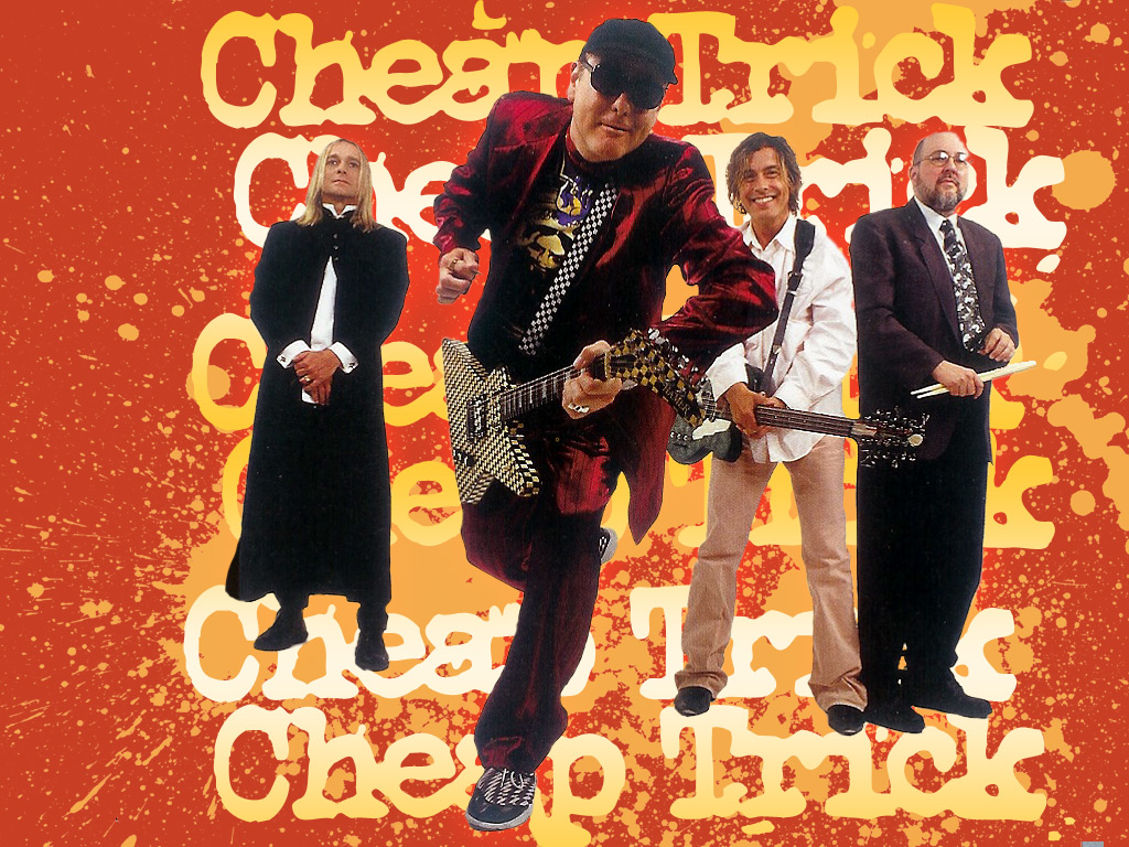 Cheap trick images cheap trick hd wallpaper and background for Bargain wallpaper