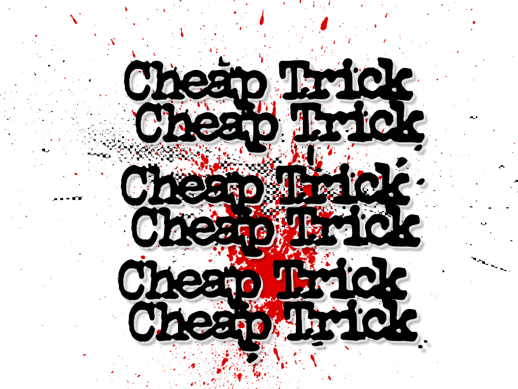 Cheap trick images cheap trick hd wallpaper and background for Cheap wallpaper