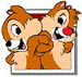 Chip and Dale Icon - chip-and-dale icon