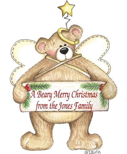 क्रिस्मस teddy भालू