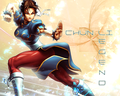 Chun-LI - street-fighter wallpaper