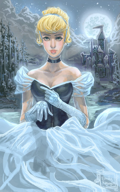 Aninimal Book: Cinderella - cinderella and prince charming Fan Art ...