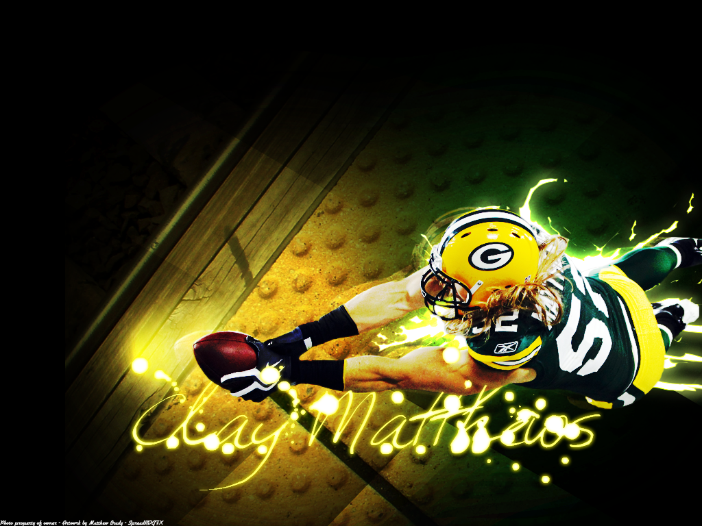 Clay Matthews - Green Bay PACKERS Wallpaper (25170391) - Fanpop