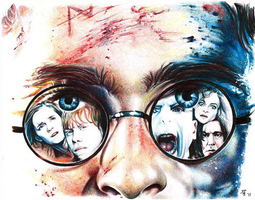 Harry Potter wallpaper titled DH