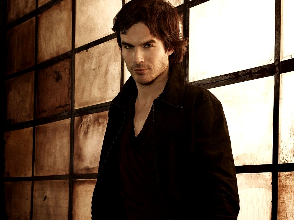 ian somerhalder damon vampire - photo #6