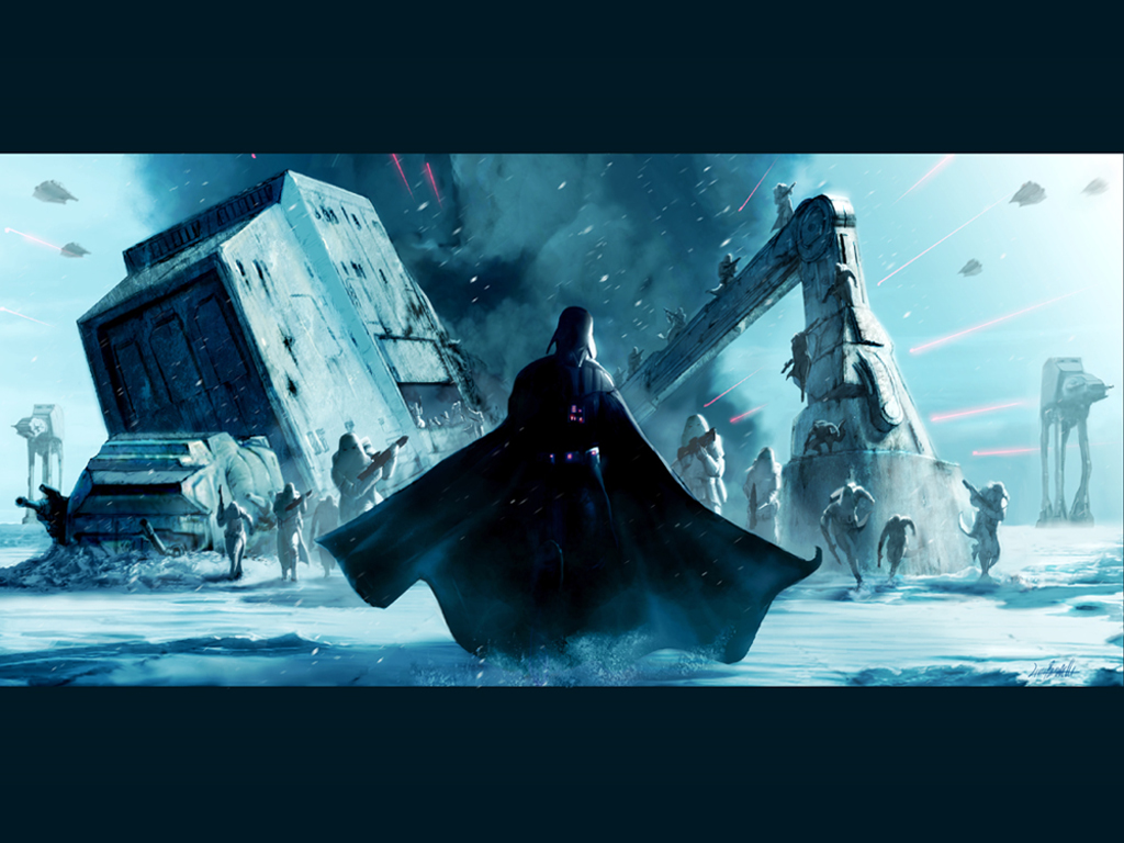 Darth Vader- Hoth