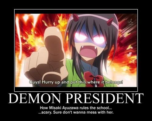 Demon President