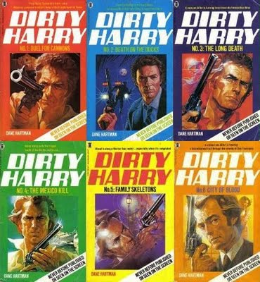 Dirty Harry libri