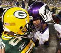 Donald Driver & Brett Farve - green-bay-packers photo