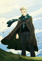 Draco &lt;3 - slytherin photo