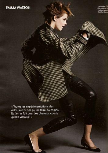 Elle - October 2011 (France)