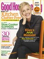 Ellen DeGeneres Covers 'Good Housekeeping' October 2011