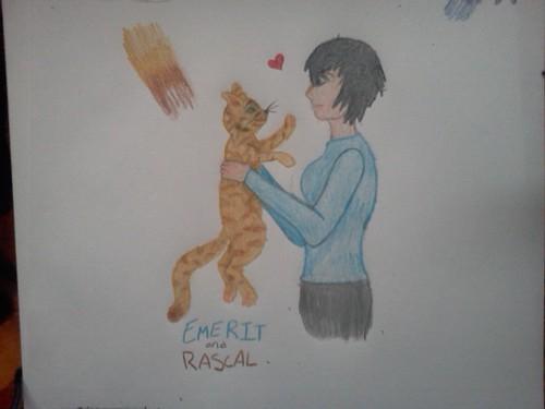 Emerit and Rascal