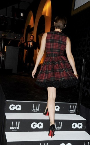 Emma - GQ Men Of The Year Awards 2011 - Ceremony, September 6, 2011