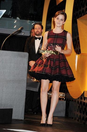 Emma - GQ Men Of The Year Awards 2011 - Ceremony, September 6, 2011