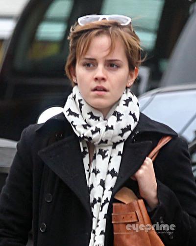 Emma Watson out in London, September 7