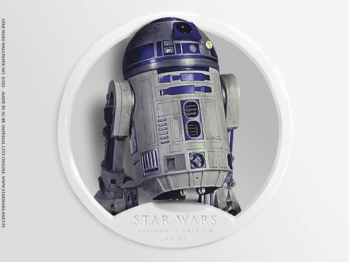 Episode II Preview R2-D2